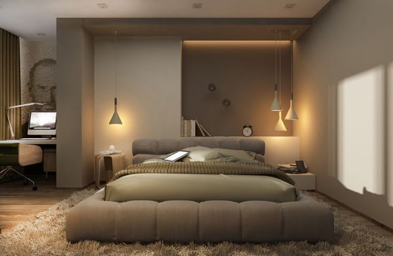 bedroom decoration. Plain Decoration Romantic Bedroom Decoration And Interior Lighting And Bedroom Decoration
