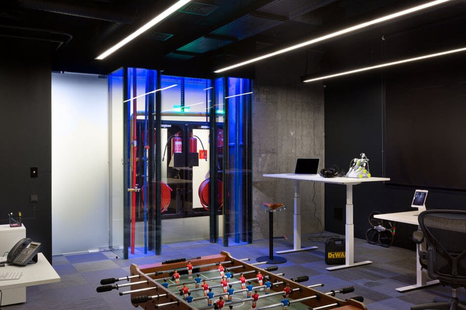 contemporary office interiors,
