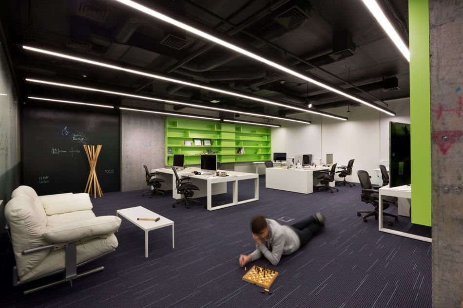 Modern Office Interior Design Pictures: