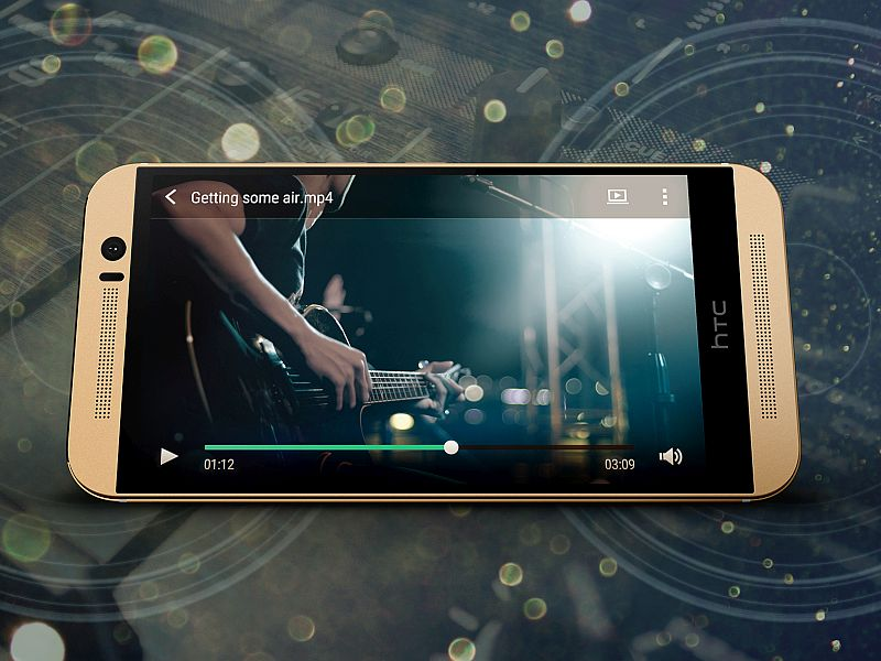 HTC One M9s,