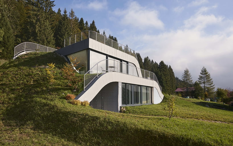 Modern French House Design Casa Jura by JDS architects (17)