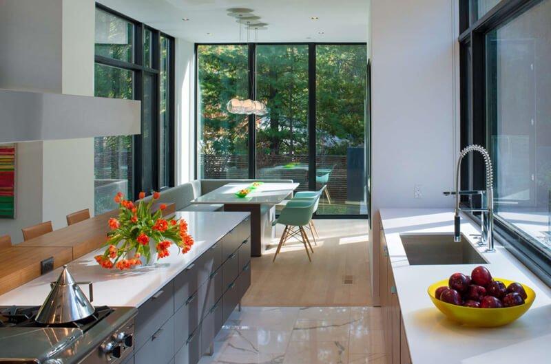 Modern Modular Home Go Eco Friendly in Maryland by Robert M. Gurney (6)