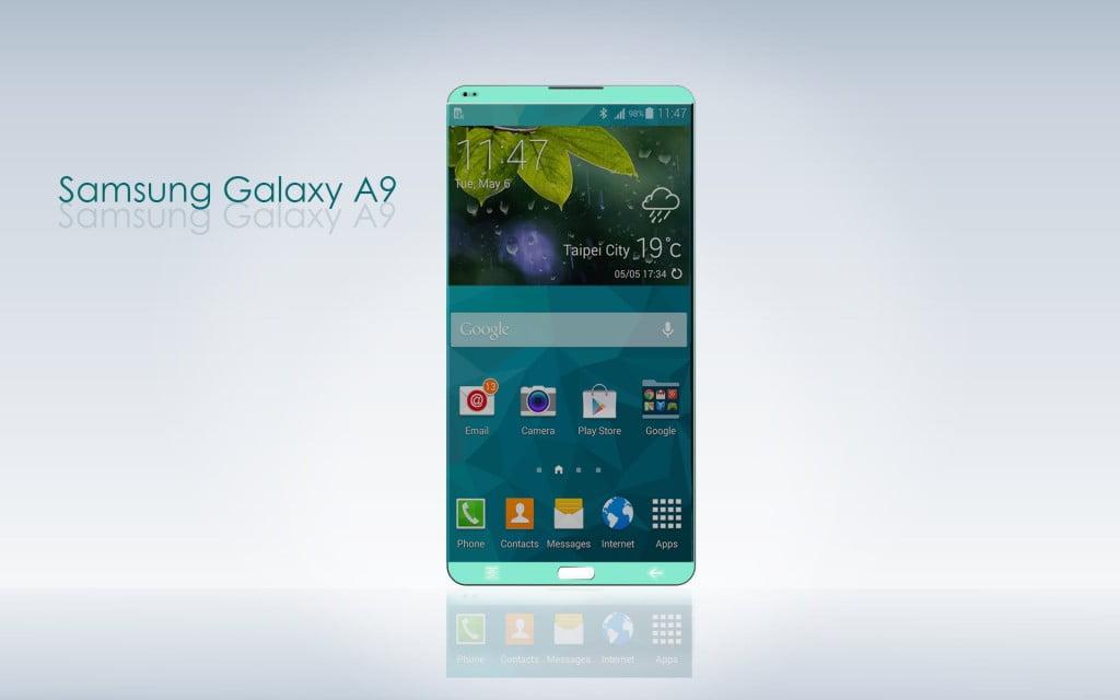 Samsung Galaxy A9,