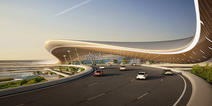 taoyuan airport terminal three,