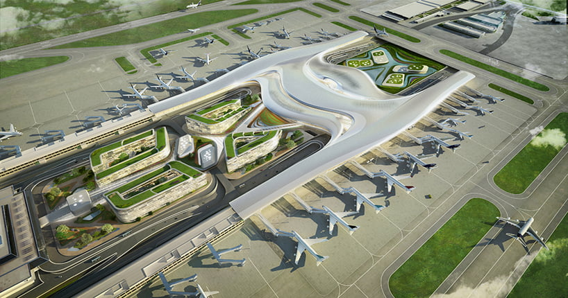 UNStudio-taiwan-taoyuan-international-airport-terminal-3-design-photo