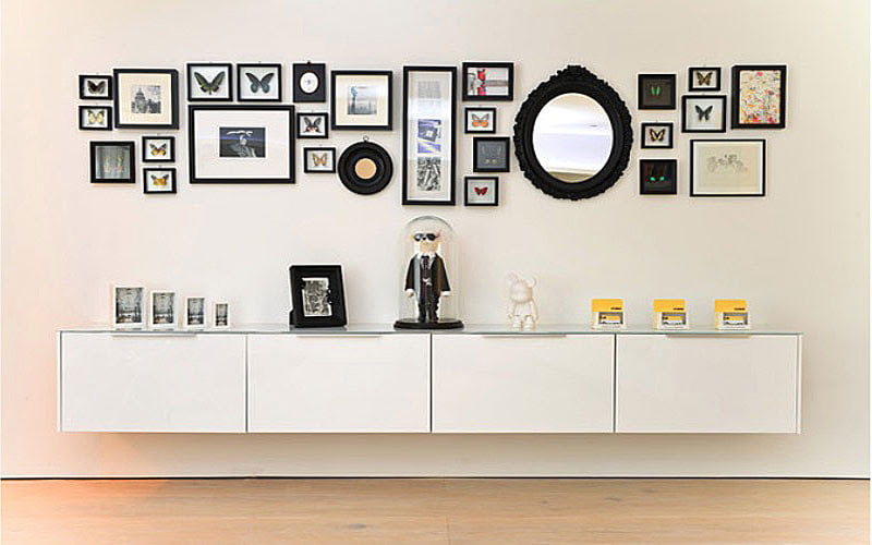 Amazing Gallery Wall Art Design