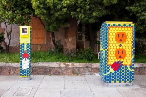 Pleasanton's Project Paint Box 1