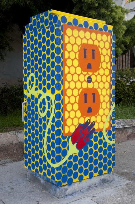 Pleasanton's Project Paint Box