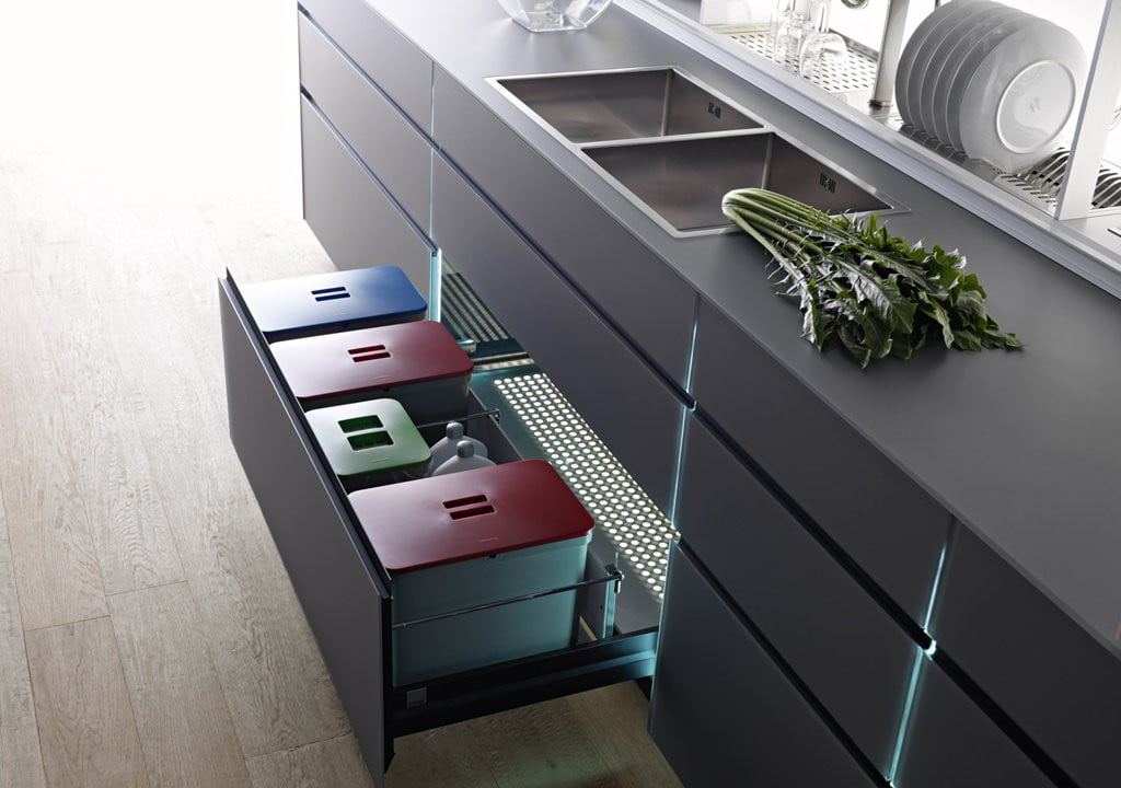 Kitchen Cabinets Design and Accessories by new Logica System with ...
