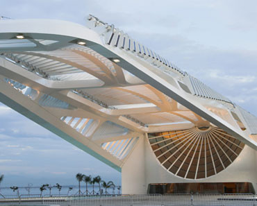 museum of tomorrow, museum architecture, museume design, contemporary museum, santiago calatrava, museu do amanhã,