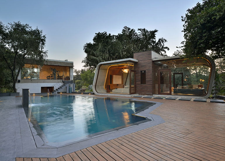contemporary-architecture-of-pool-house-in-india- (6)