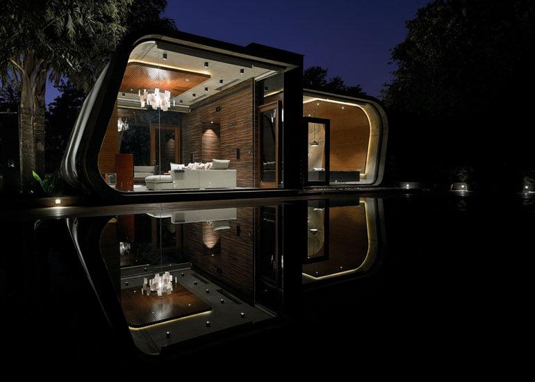 Pool House,