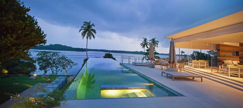 island resort,