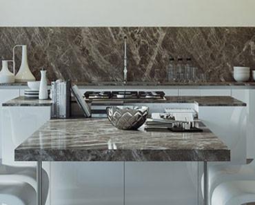modern kitchen ideas, make kitchen stylish and functional,
