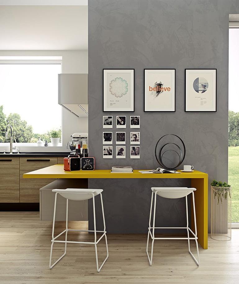 modern kitchen interior 3
