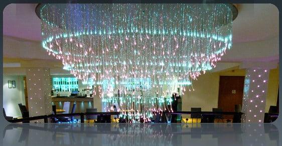 fiber optic lighting systems,