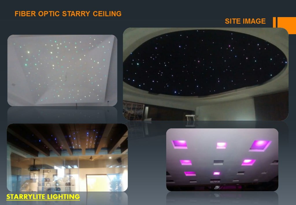 Fiber Optic lighting Systems For Interior Lighting By StarryLite (2)