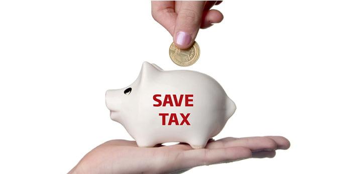 save tax