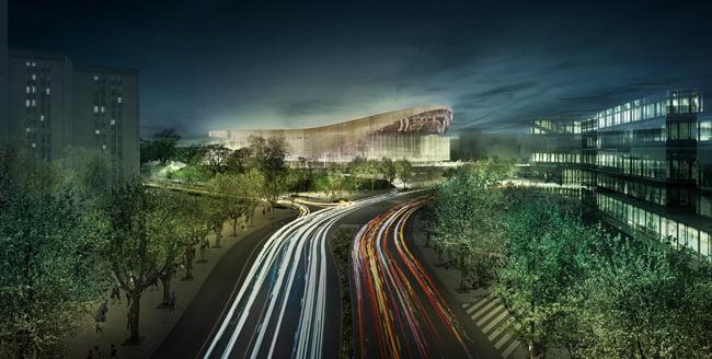 FC Barcelona Arena,