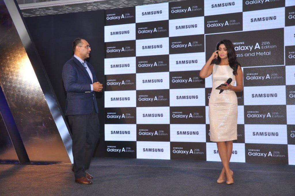 The New Flaunt, Samsung Galaxy A 2016, Edition Launch in India (1)