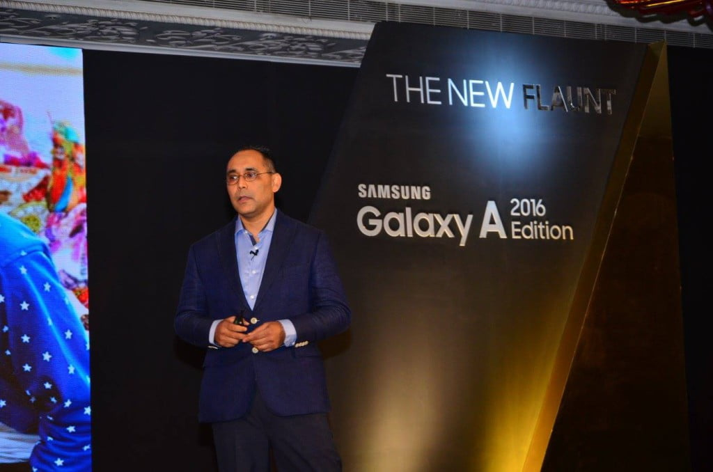 The New Flaunt Samsung Galaxy A 2016 Edition Launch in India (8)
