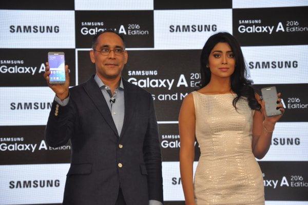 Samsung Galaxy A 2016,