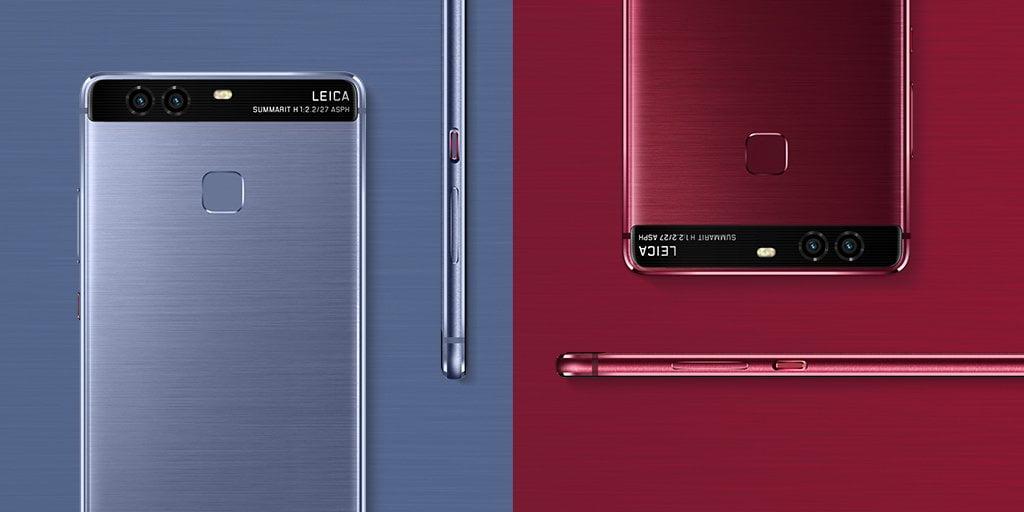 Huawei P9,