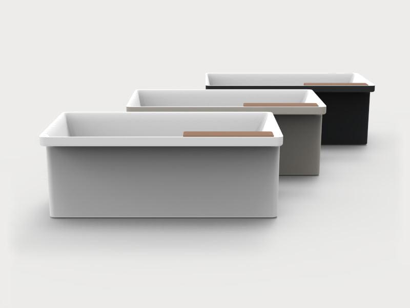 Marsiglia small bathtub product