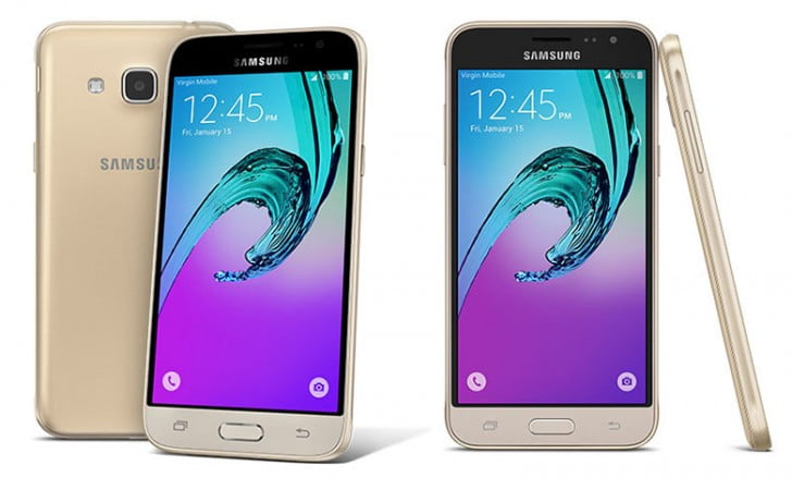 Samsung Galaxy J3 Full Specification, features and price