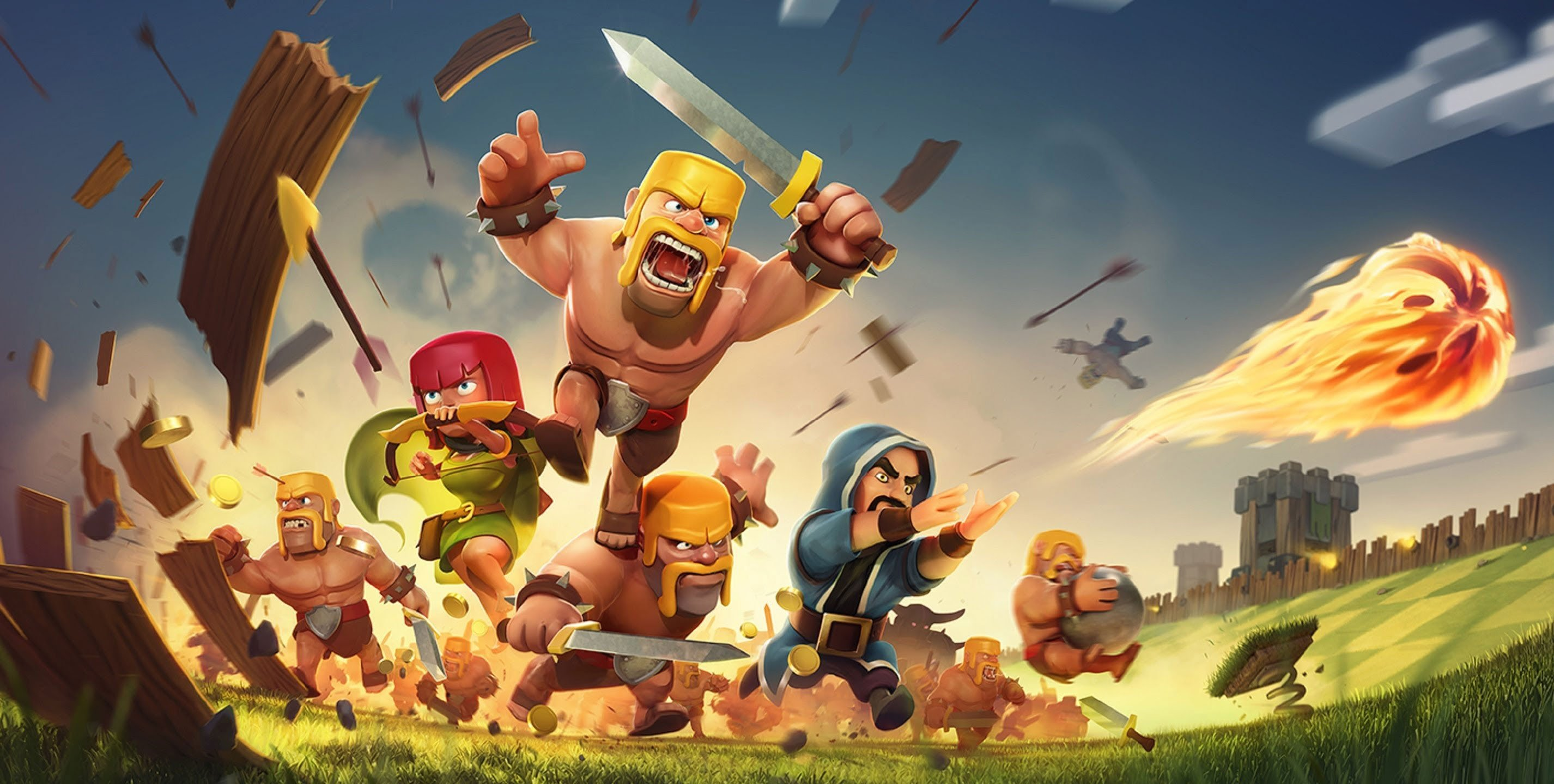 Clash of Clans : COC Update Latest APK Version Download & Cheat