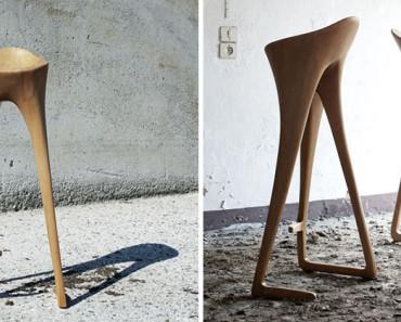 designer singers betty stool,