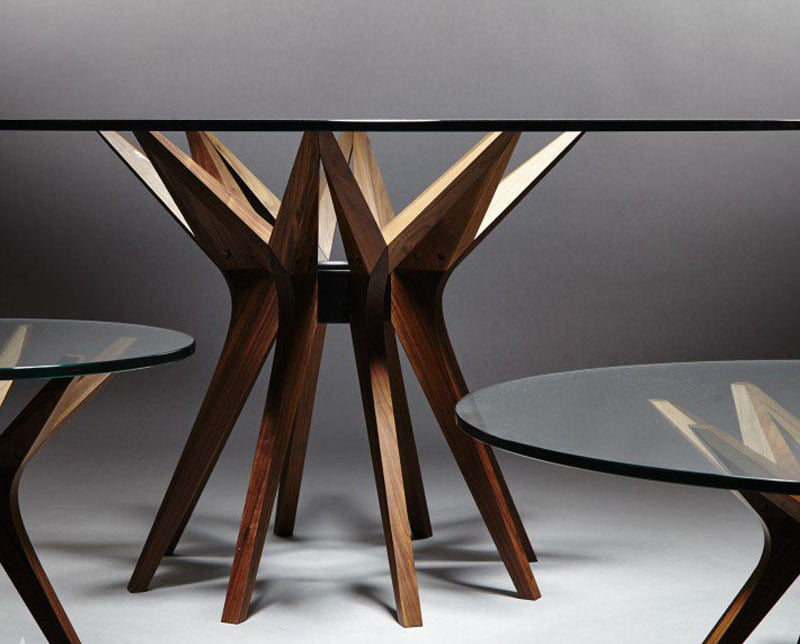 Table Table by Reda Amalou Design