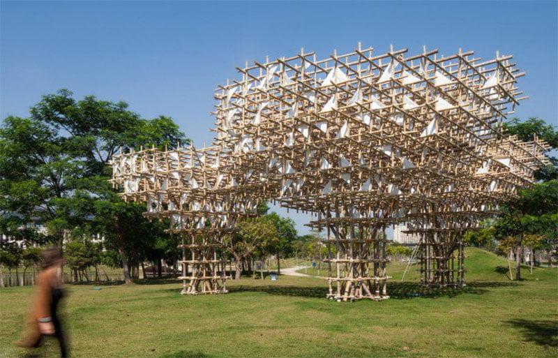 Treeplets Public Leisure by Joao O & Rita MacHado