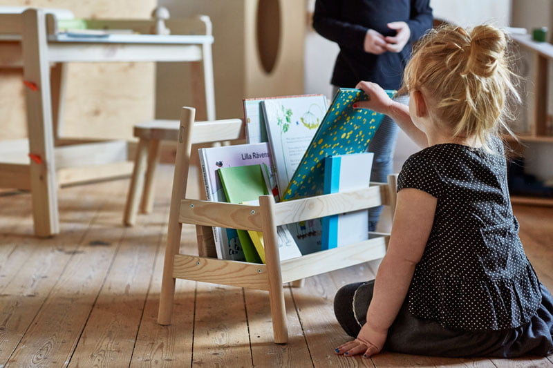 kids storage furniture by ikea