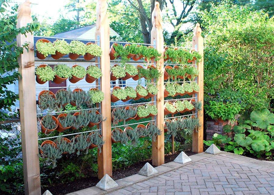 Building a Vertical Garden