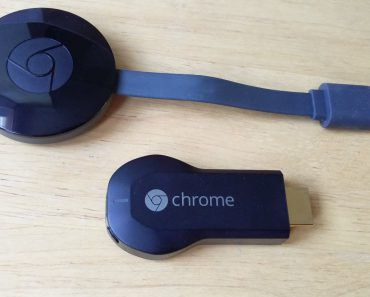 Google Chromecast vs,