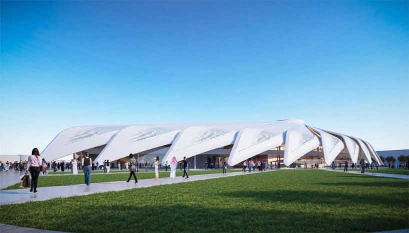 Falcon Pavilion Design by Santiago Calatrava for Dubai Expo 2020 kadvacorp (3)