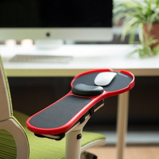 Mouse Pad Arm-Stand Desk (2)