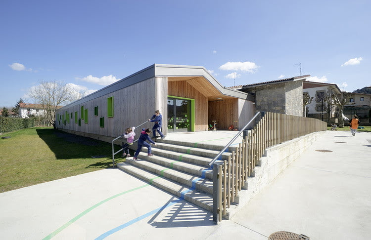 Nursery School in Zubieta Extension
