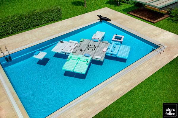 Pigro-Felice-Modul-Air-float-pool floats