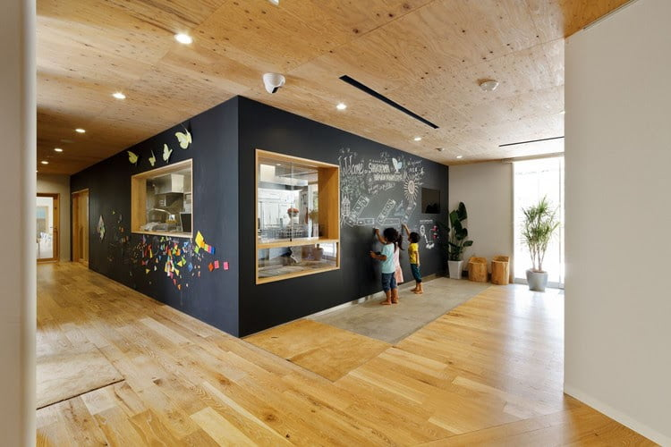 How to design nursery school building trends ideas with for Current trends in architecture