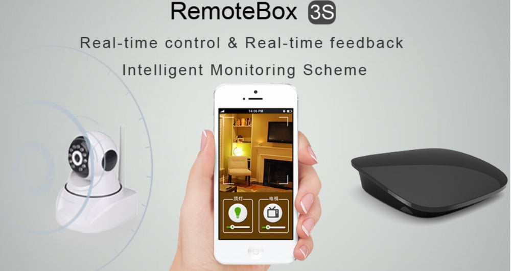 Universal Remote for Smarthome 1