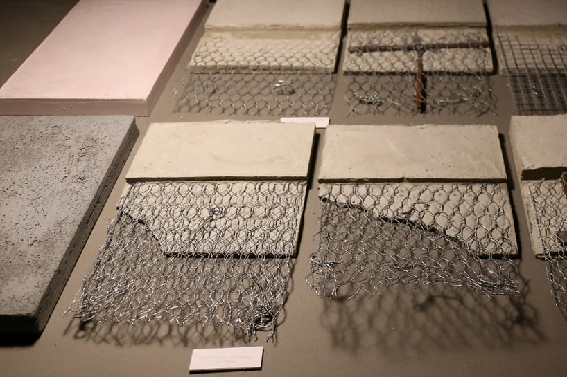 galvanized hexagonal meshwork, part of kundoo's material research