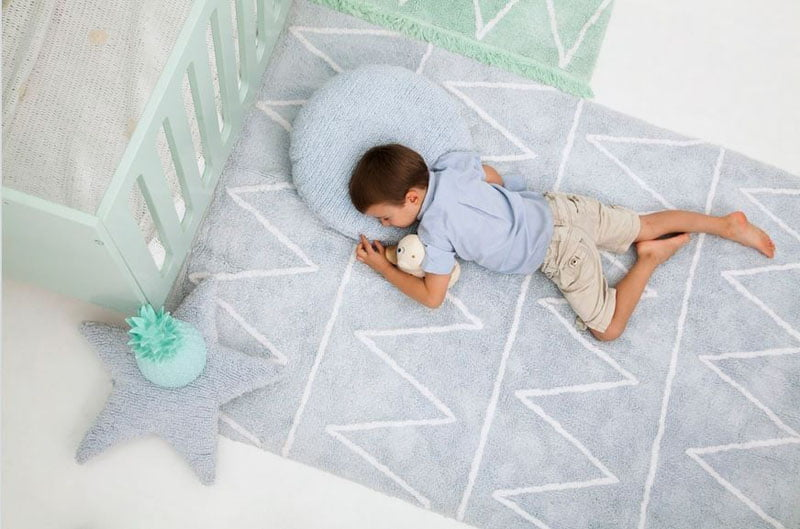 Contemporary Kids Rugs for Bedroom Area Decoration