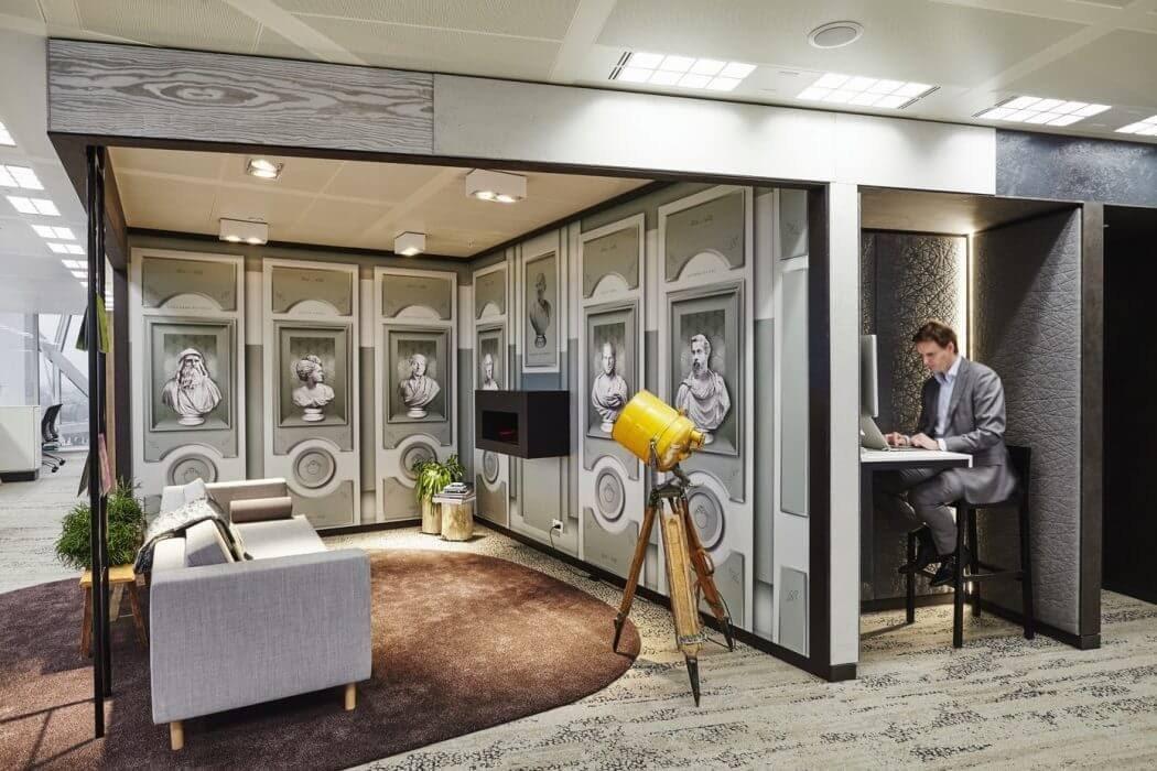 office interior design,