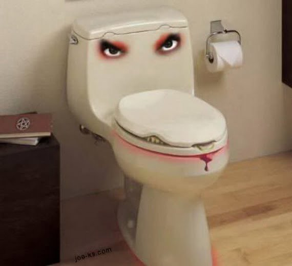 Creative Funny Toilet Seat Ideas