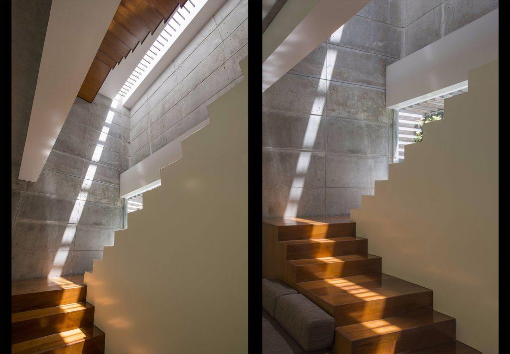 Badri Residence A Modern Indian House Architecture Paradigm (1)