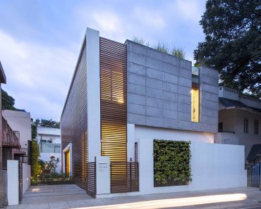 Modern Indian House Architecture,
