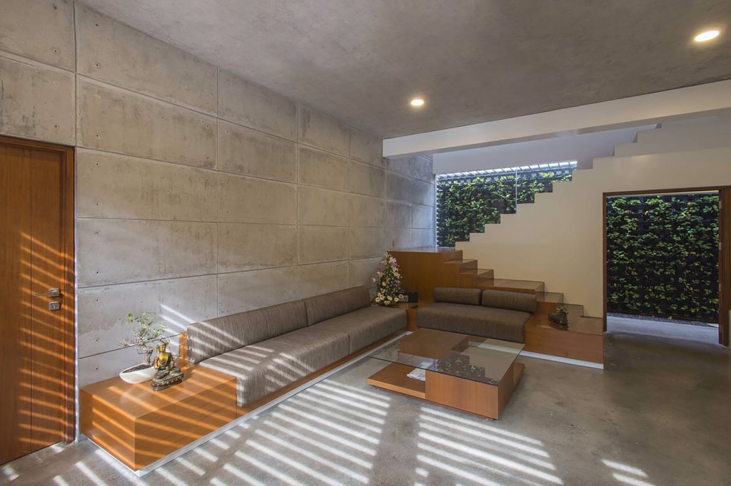 Badri Residence A Modern Indian House Architecture Paradigm (21)