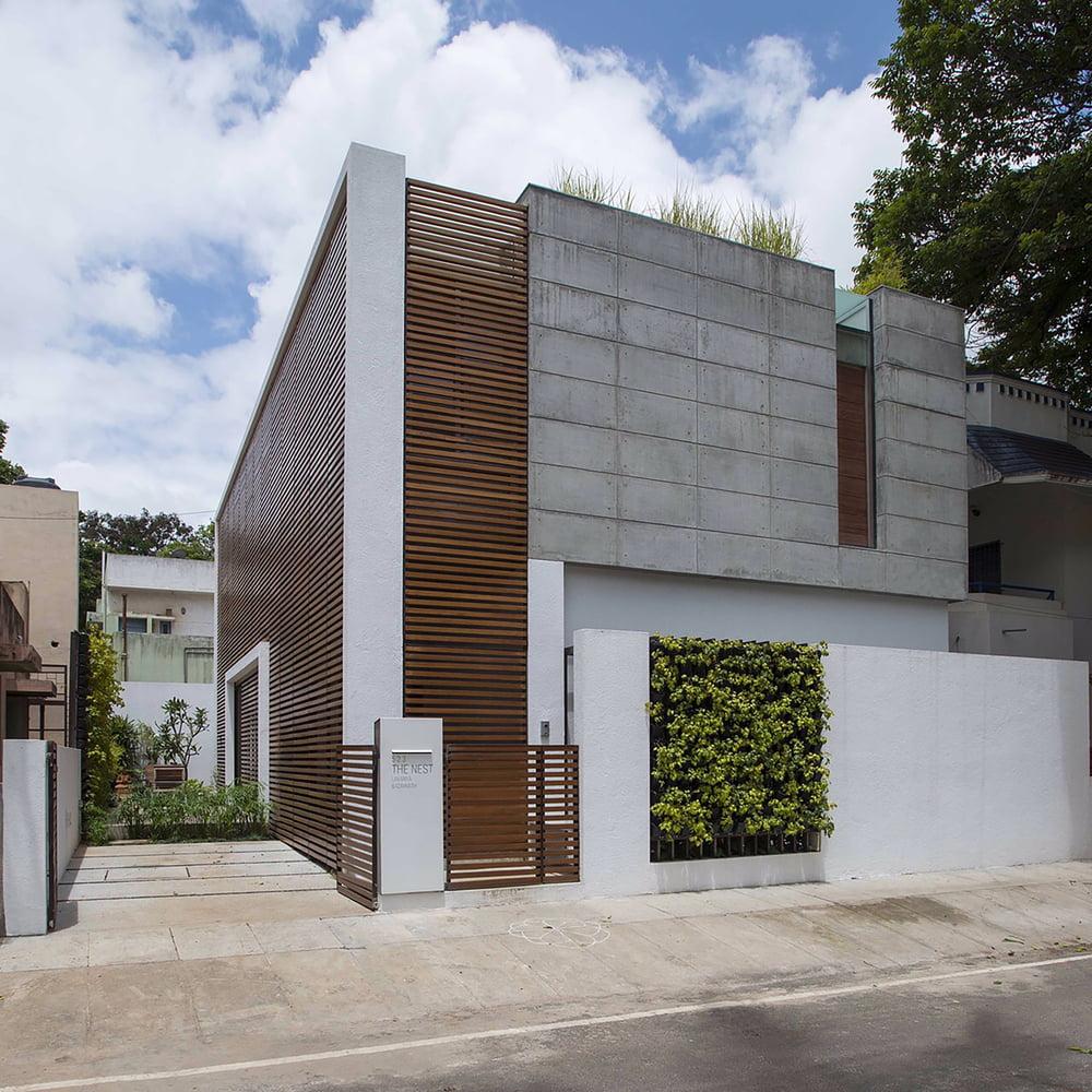 Badri Residence A Modern Indian House Architecture Paradigm (4)